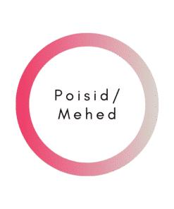 Poisid/Mehed